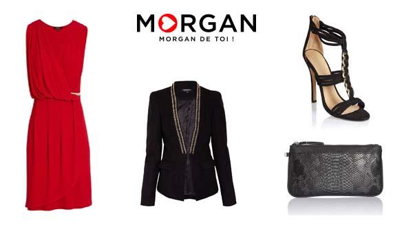 Эту тенденцию можно проследить на примере французского бренда «Morgan De  Toi», в частности на предлагаемых коллекциях платьев. 1afedf1ec7b