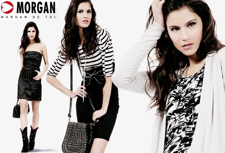 Магазин одежды Morgan De Toi - официальный сайт 971a6a4c811